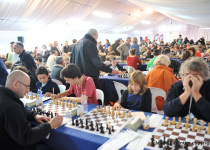Rencontres Nationales et Internationales d'Echecs
