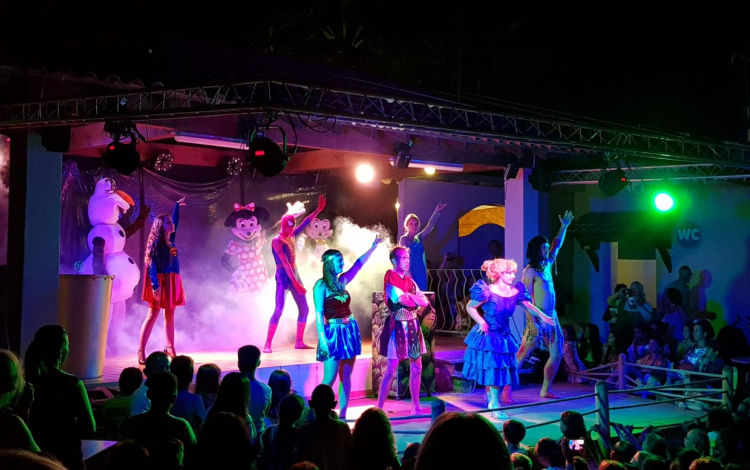 Camping Les Sables d'Or - Animations soirée, camping sables d'or
