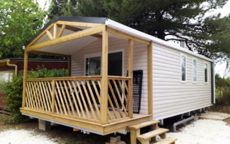 Camping Les Roches d'Agde*** à Agde - Mobil-home