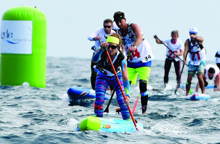 Championnat de France de stand up paddle 14'