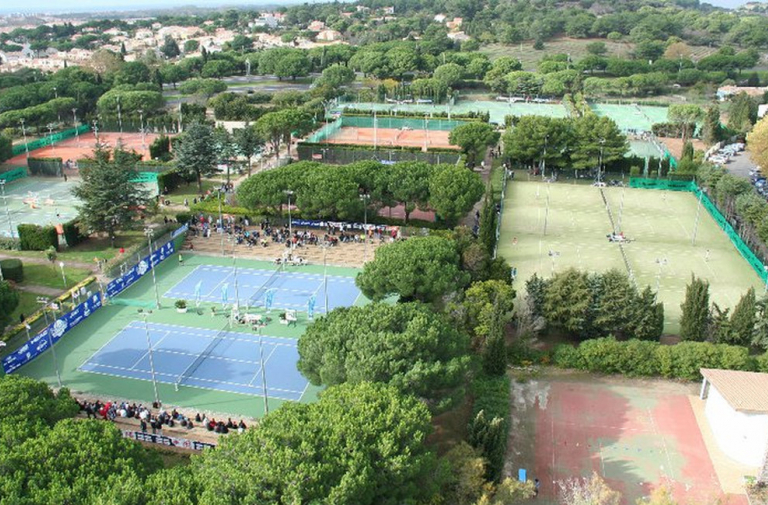CENTRE INTERNATIONAL DE TENNIS DU CAP D'AGDE