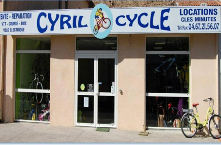 CYRIL CYCLES