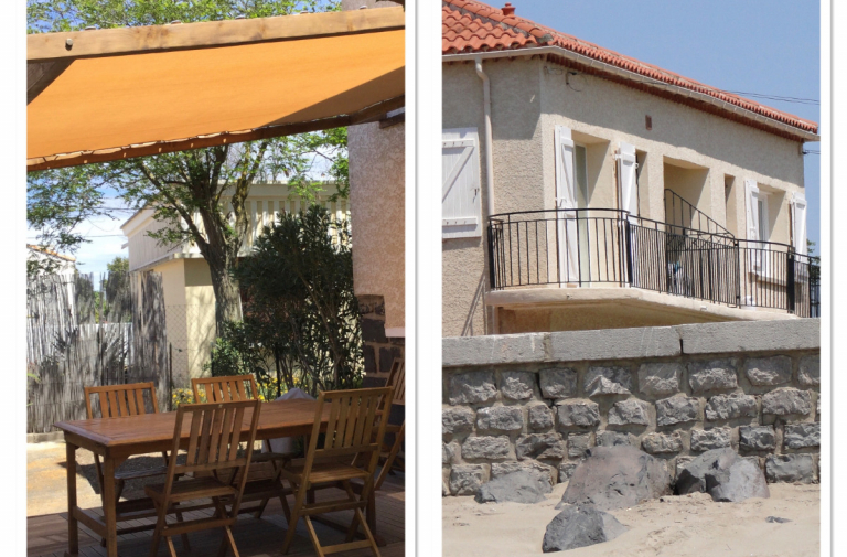 APPARTEMENT GRAND CONFORT AVEC JARDIN PRIVATIF - 5 pers.