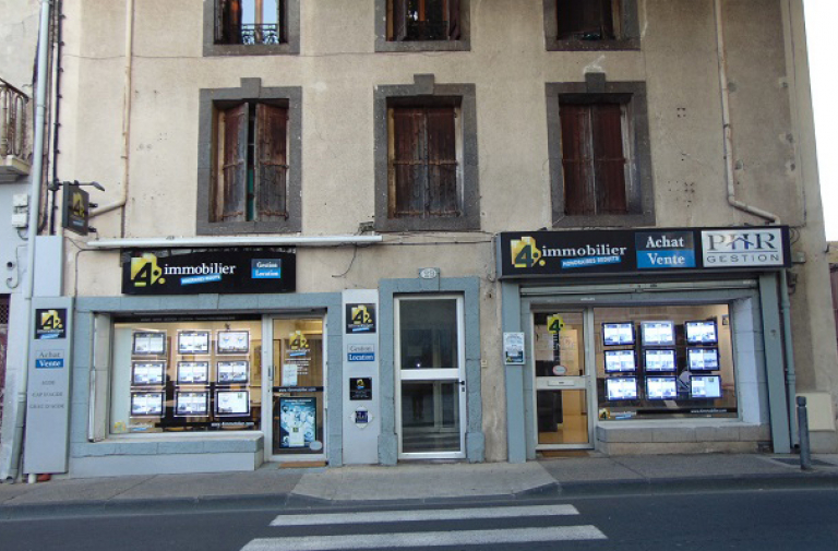 Agence 4% immobilier