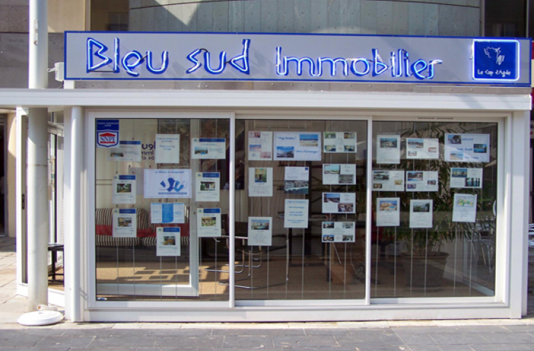 Agence Bleu Sud Immobilier